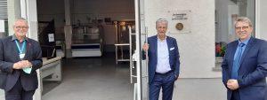 Förderprojekt Dortmunder Tafel – Pressetermin 27.08.2020
